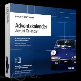 Porsche Adventskalender 911 2.0 1965 Baliblau 1/43 MAP09600119