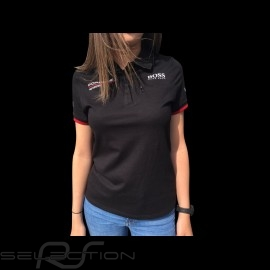 Porsche Motorsport Hugo Boss Polo-shirt schwarz Porsche WAP434L0MS - Damen