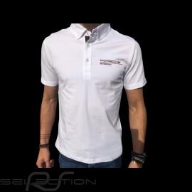 Porsche Motorsport Polo-shirt weiß WAP801LFMS - Herren
