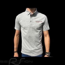 Porsche Motorsport Polo-shirt grau WAP803LFMS - Herren
