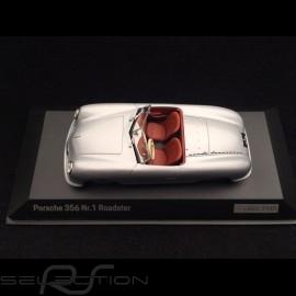 Porsche 356 n° 1 Roadster 1948 silbergrau 1/43 Minichamps WAP0207900K