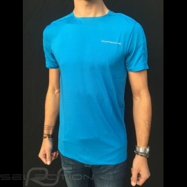 Porsche T-shirt Taycan Collection Elektroblau Porsche WAP601LTYC - Herren