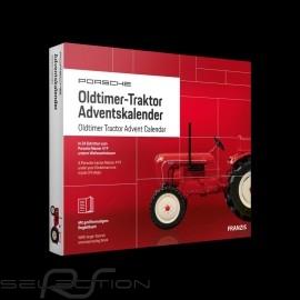 1962 Porsche Master 419 Traktor Adventskalender Rrot 1/43 MAP09600519