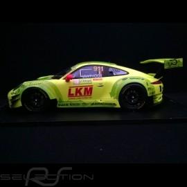Porsche 911 GT3 R type 991 Macau GT World Cup 2018 n° 911 Manthey 1/18 Spark 18SA021