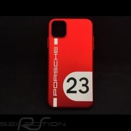 Porsche Hülle für iPhone 11 Pro Polycarbonat 917 K Salzburg Porsche WAP0300020L917