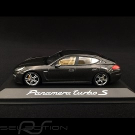 Porsche Panamera Turbo S 2014 gris 1/43 Minichamps WAP0206800E