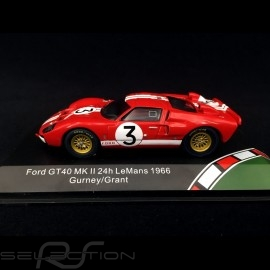 Ford GT40 Mk II n° 3 24h Le Mans 1966 1/43 CMR 43053