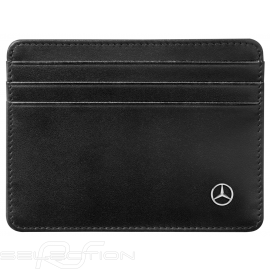 Mercedes Minikreditkartenetui Schwarz Leder Mercedes-Benz B66951619
