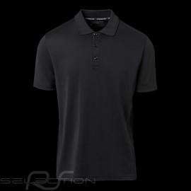 Porsche Polo shirt Signature Cool & Dry Schwarz WAP493J - Herren