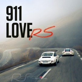 Buch 911 LoveRS - From R to R 50 years of Porsche RS