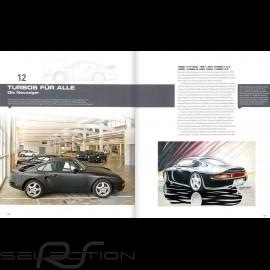 Buch Porsche Turbo - Die faszinierende Story der aufgeladenen Straßen- und Rennsportwagen