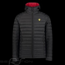 Ferrari Steppjacke Schwarz Ferrari Motorsport Collection - Herren
