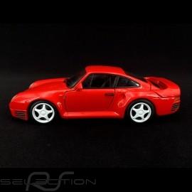 Porsche 959 1986 Indischrot 1/24 Welly MAP02495918