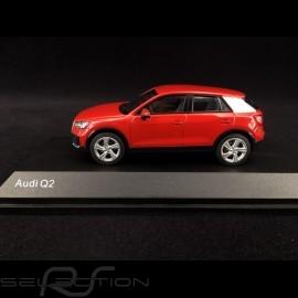 Audi Q2 2019 Tangorot 1/43 iScale 5011602632
