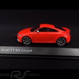 Audi TT RS Coupé 2017 Catalunyarot 1/43 iScale 5011610431