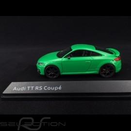 Audi TT RS Coupé 2017 Grün 1/43 iScale 5011610432