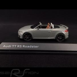 Audi TT RS Roadster 2016 Nardo grey 1/43 iScale 5011610531