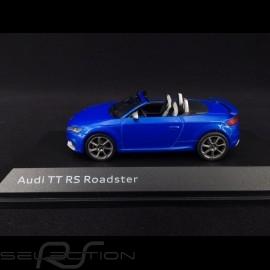 Audi TT RS Roadster 2016 Ara blue 1/43 iScale 5011610532