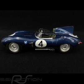 Jaguar D-Type 3.4L S6 n° 4 Sieger Le Mans 1956 1/18 CMR CMR142