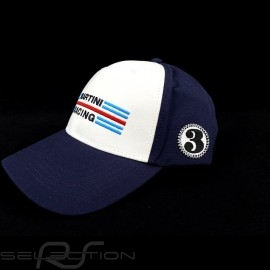 Porsche Cap Martini Racing collection n° 3 weiß / dunkelblau Porsche WAP5500010LMRH