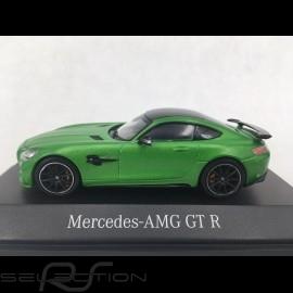 Mercedes-Benz AMG GT R 2017 vert magno green grün 1/43 Norev B66960624