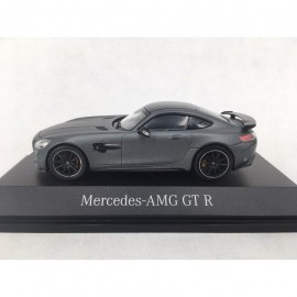 Mercedes-Benz AMG GT R 2017 gris grey grau 1/43 Norev B66960625