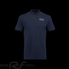 Aston Martin Polo RedBull racing Navy blau - Herren