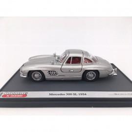 Mercedes 300 SL 1954 silber 1/43 Brumm S1919