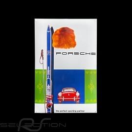 Porsche Emailleschild The perfect sporting partner 40 x 60 cm PCG00099910