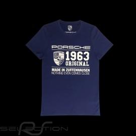 Porsche T-shirt Classic 1963 blau Porsche WAP933M0SR - Herren