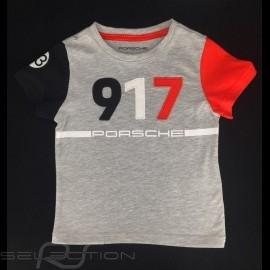Porsche T-shirt 917 Salzburg n°23 Le Mans 1970 Porsche WAP461MSZG - Kinder