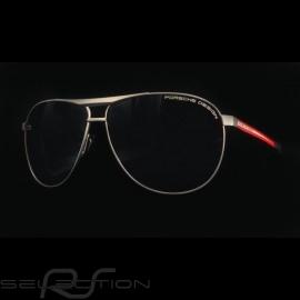 Porsche Sonnenbrille 917 Salzburg n°23 Metal / Spiegel Gläser Porsche Design P'8642 WAP0786420M917