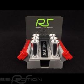 Kartenhalter Porsche Carrera GT MotorRot Autoart 40258