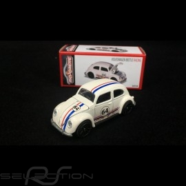 VW Käfer n° 64 Beetle Racing 1/57 Majorette 212052016
