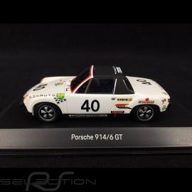 Porsche 914 / 6 Sieger Le Mans 1970 n° 40 1/43 Spark MAP02005519