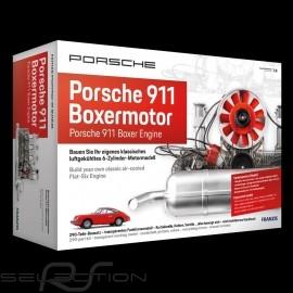 Porsche 911 Motor flat 6 boxermotor spur 1/4 MAP09028016