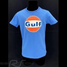 T-Shirt Gulf cobaltblau  - Kinder