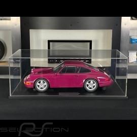 Porsche 911 type 964 Carrera RS 3.6 1994 Rubinrot 1/8 Minichamps 800657001