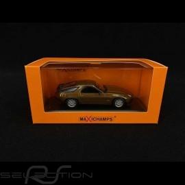 Porsche 928 S 1979 Braun metallic 1/43 Minichamps 940068120