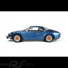 Alpine A110 1800 Groupe 4 1973 Alpineblau metallic 1/8 GT Spirit GTS800701