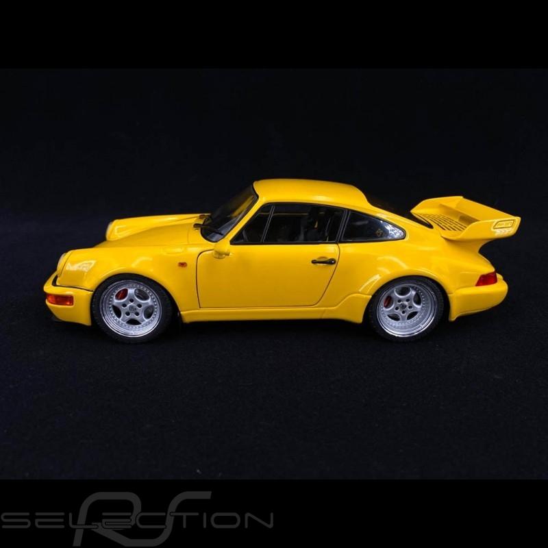 Porsche 911 Carrera RS 3.8 Typ 964 1993 Speedgelb 1/18 Solido GTS803401