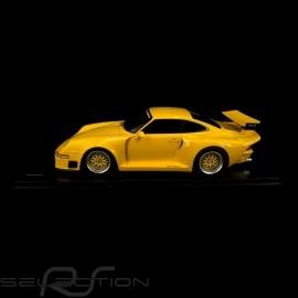 Porsche 911 GT1 Almeras Type 993 Gelb 1/18 KESS KE18004B