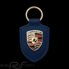 Schlüsselanhänger Porsche Wappen blau Porsche WAP0500950E