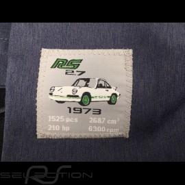 Porsche Badehose Carrera RS 2.7 Collection Blaumelange WAP949J - Herren