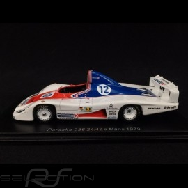 Porsche 936 n° 12 Le Mans 1979 1/43 Spark S4147