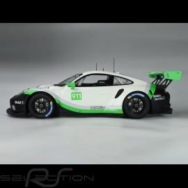 Vorbestellung Porsche 911 GT3 R type 991 n° 911 2019 Präsentationsversion 1/8 Minichamps 800196002