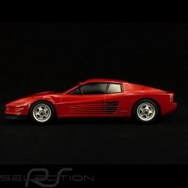 Ferrari Testarossa Monospecchio 1984 Rosso Corsa 1/18 KK Scale KKDC180501