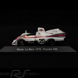 Porsche 936 Sieger Le Mans 1976 n° 20 Martini 1/43 Spark MAP02027613
