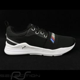 BMW Motorsport Sneaker Schuh Puma MMS Wired Run Schwarz - Herren