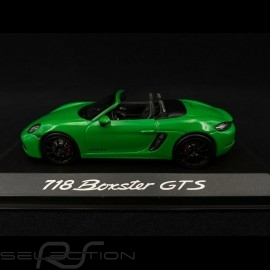 Porsche 718 Boxster GTS 4.0 2020 Python grün 1/43 Minichamps WAP0202080L